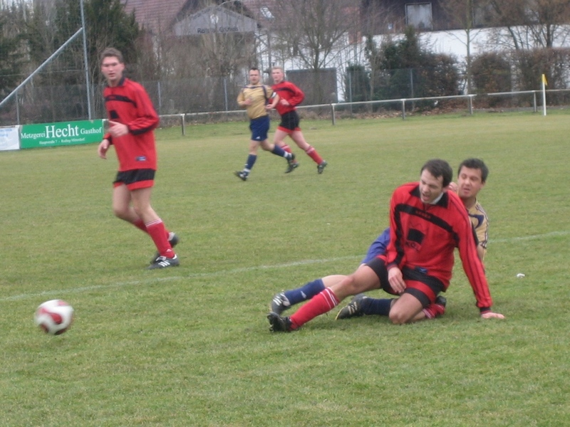 TB 03 Roding Fußball 2. Mannschaft