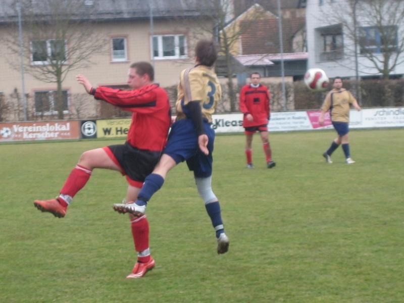 TB 03 Roding - Fußball - 2. Mannschaft
