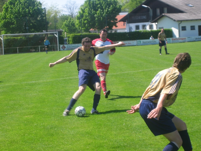 TB 03 Roding Fußball - 2. Mannschaft