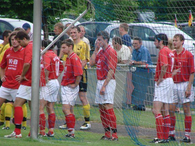 TB 03 Roding Fußball 1. Mannschaft